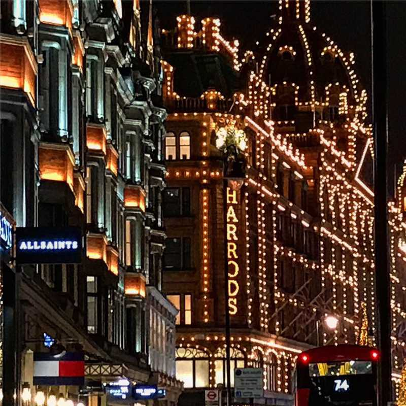 Trip Blog Post by @Leuri: London Christmas  lights 2018 | 4 days in Nov (itinerary, map & gallery)