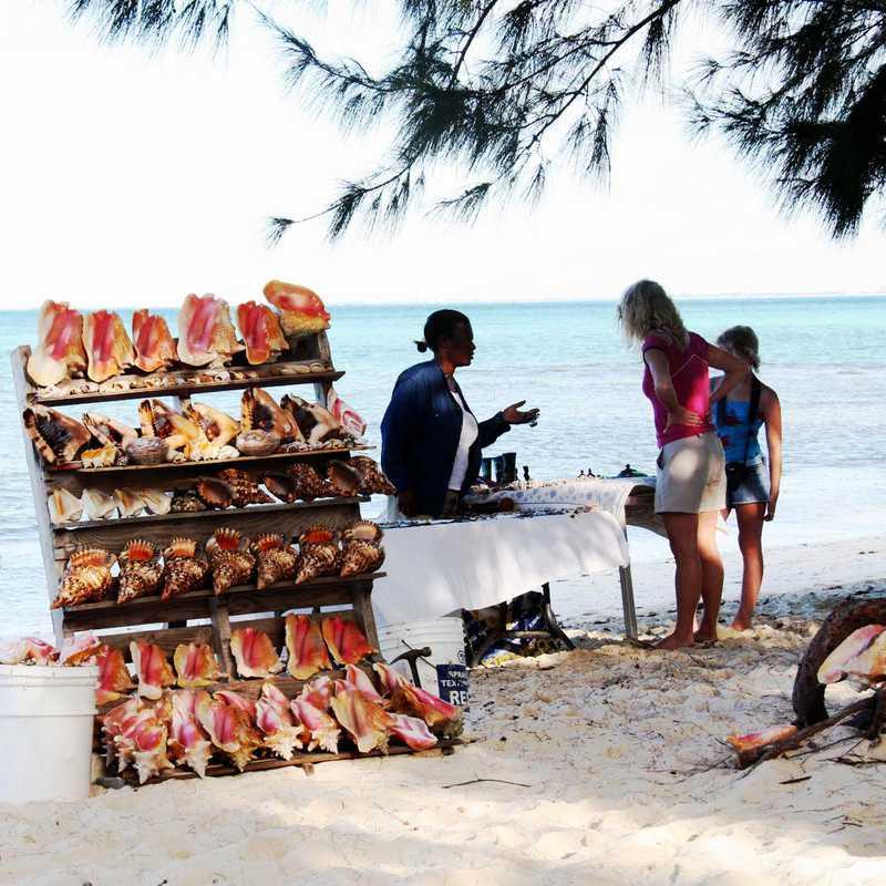 Lunch at Da Conch Shack
