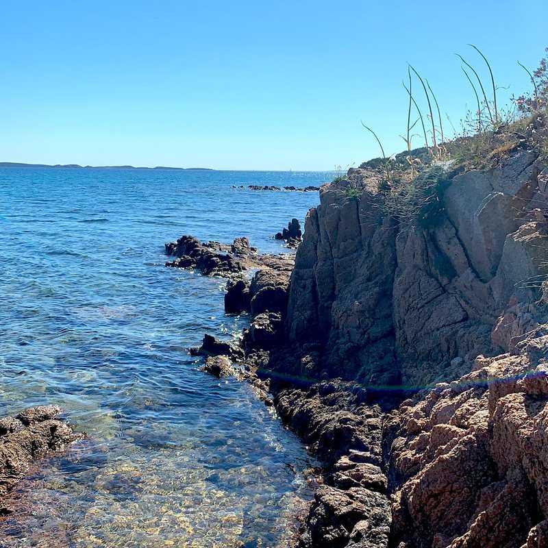 Spiaggetta La Contralta