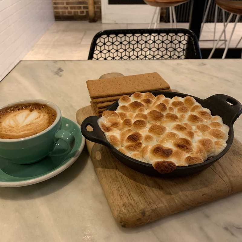 Blank Slate Coffee + Kitchen NoMad