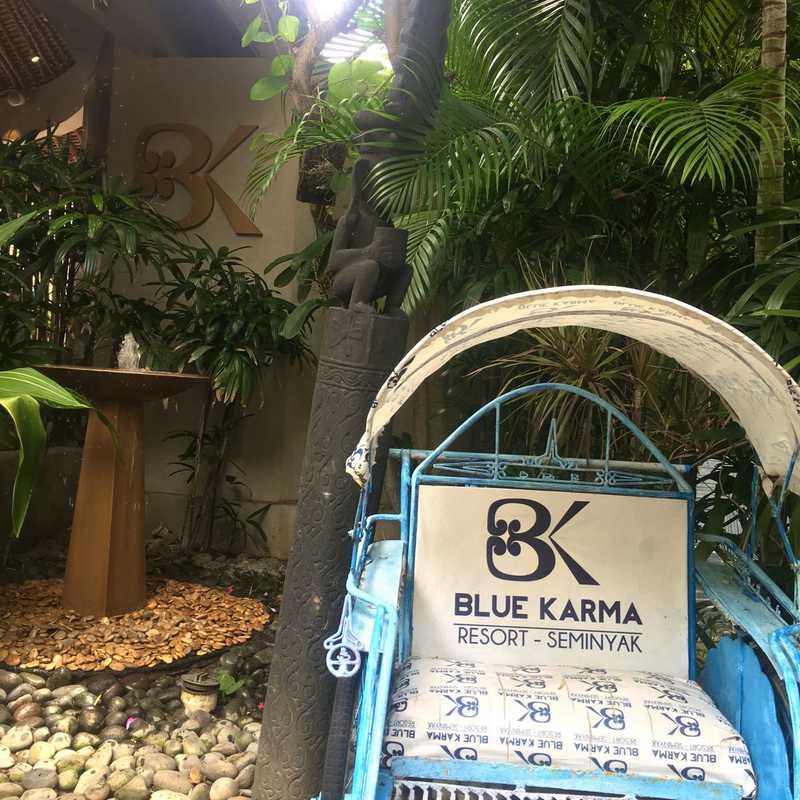 Blue Karma Hotel