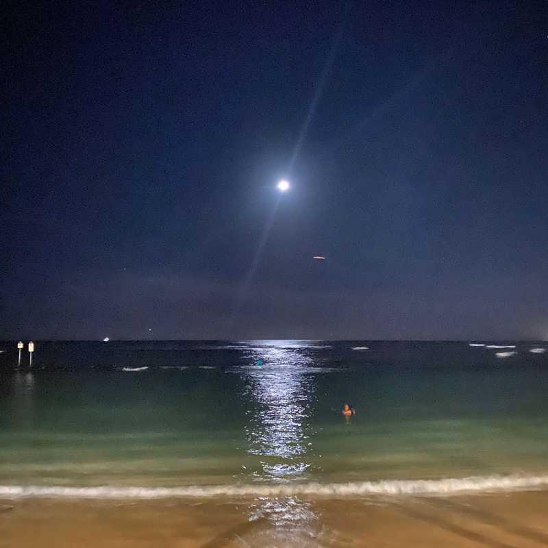 Kūhiō Beach