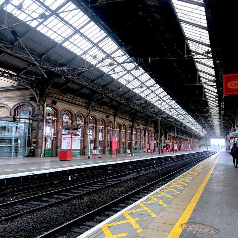 Preston Railway Station