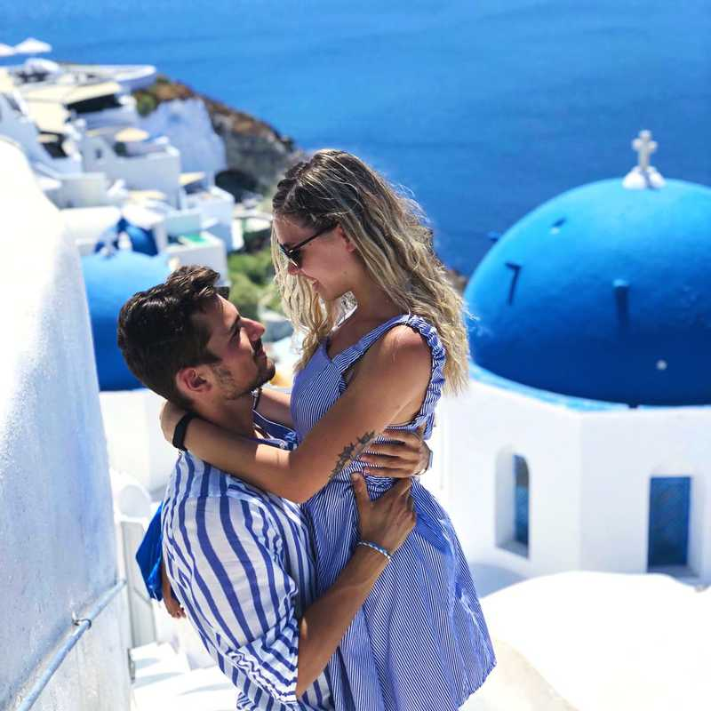 Trip Blog Post by @chapis.world: Santorini ❤️🇬🇷 | 3 days in Jul (itinerary, map & gallery)