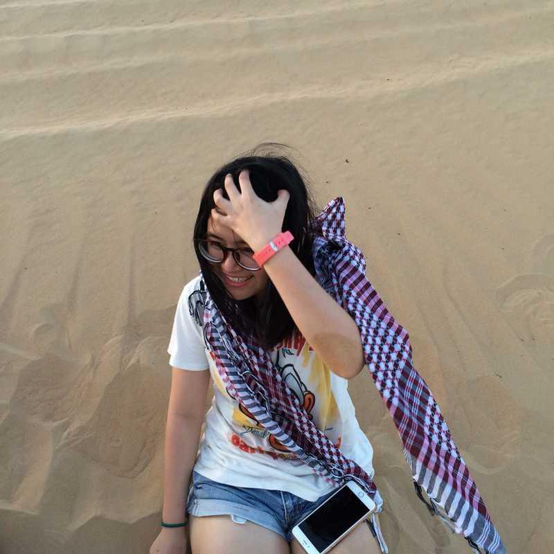 Al Marjan Desert Camp