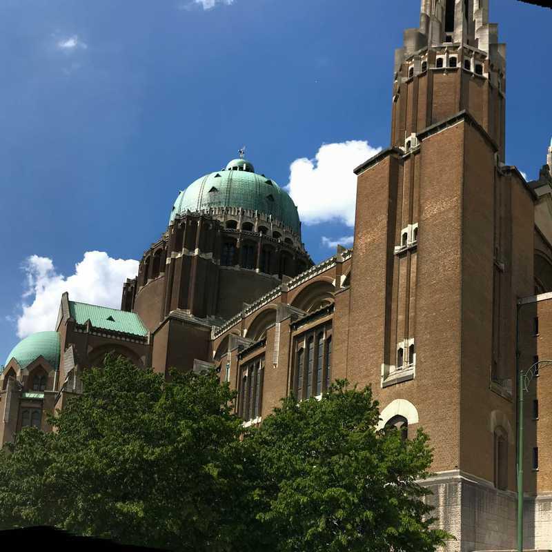 National Basilica of the Sacred Heart in Koekelberg