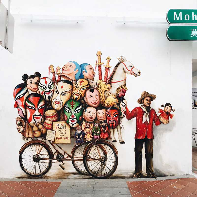 Singapore - Hoptale's Destination Guide