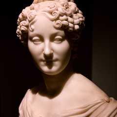 Portrait of an Unknown Woman by Lorenzo Bartoloni. c. 1825