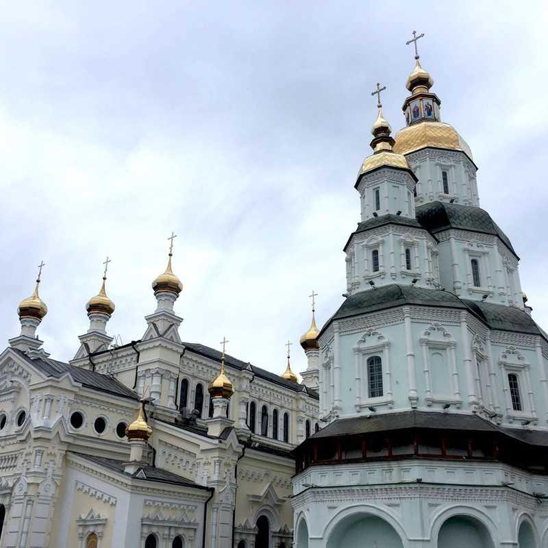 Kharkiv 🇺🇦 2018 | 3 days trip itinerary, map & gallery