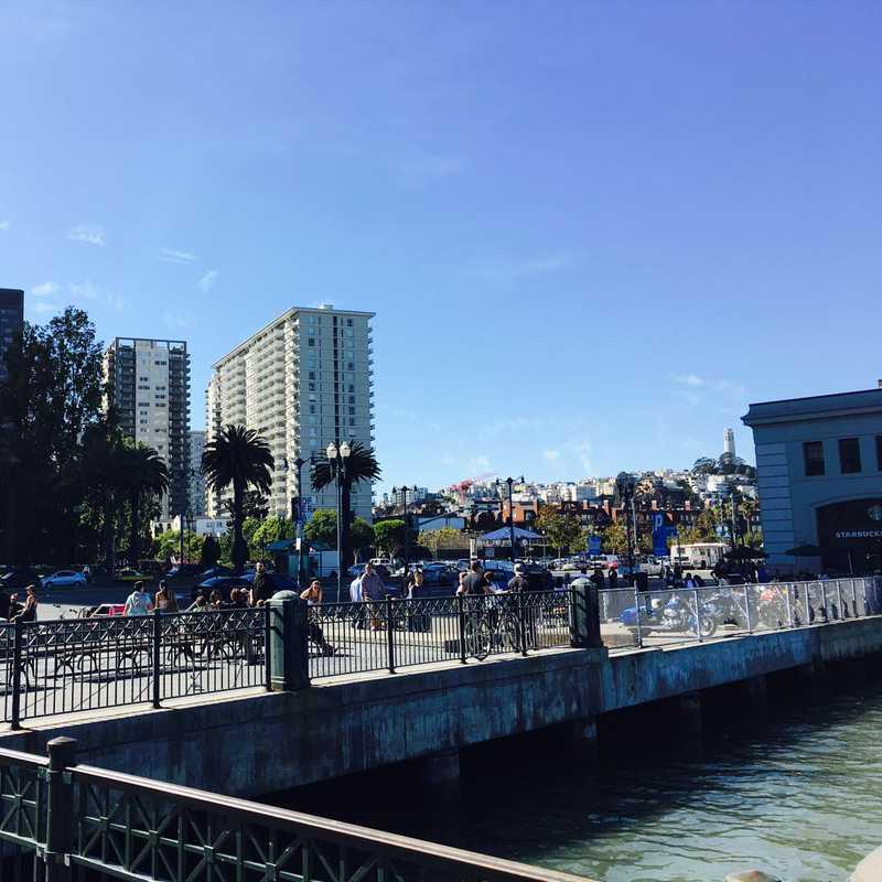 Pier 1 The Embarcadero