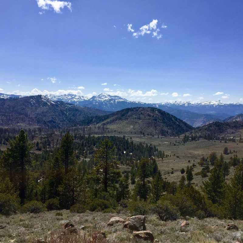 Eastern Sierra Nevada