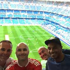Santiago Bernabéu Stadium | Travel Photos, Ratings & Other Practical Information