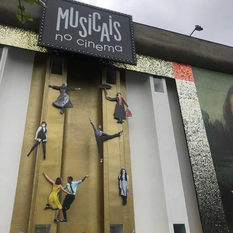 MIS - Museu da Imagem e do Som de São Paulo