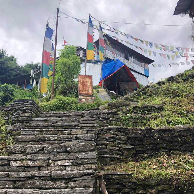 Fishtail Guest House Chhomrong