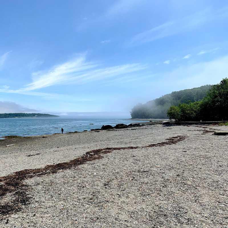 Hadley Point Beach