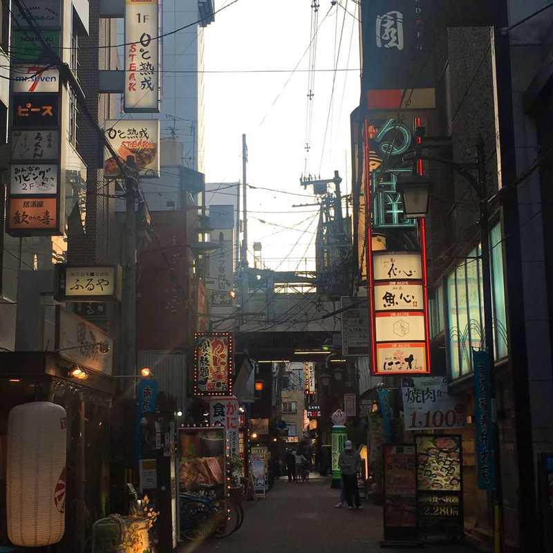 Dotonbori—-Heart of Japan's Kitchen!
