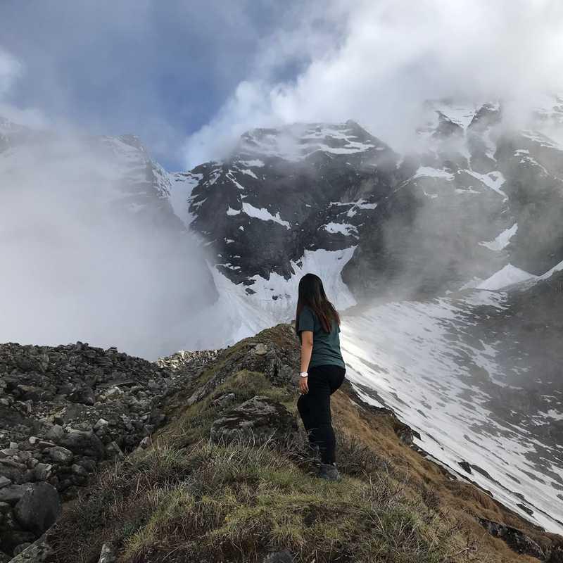Annapurna Base Camp viewpoint
