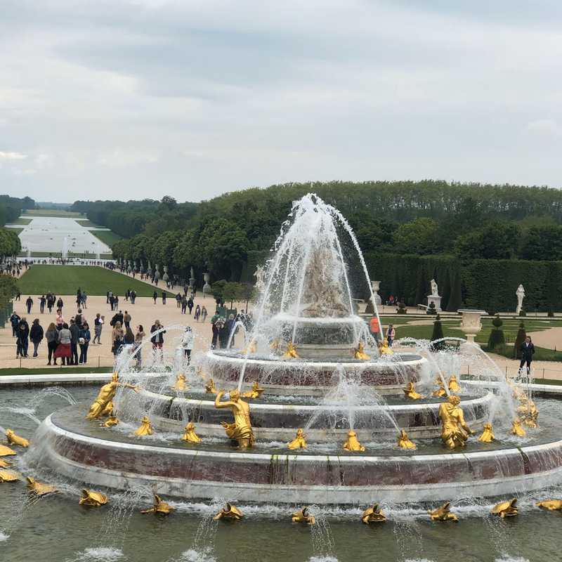 Trip Blog Post by @marie: Versailles, France 2019 | 1 day in May (itinerary, map & gallery)
