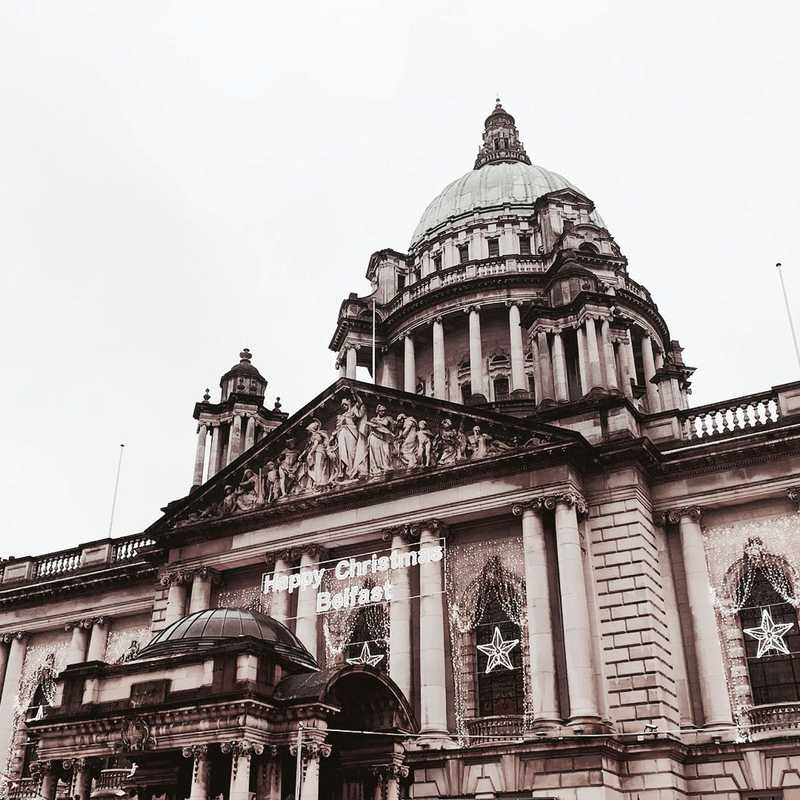 Belfast 🇮🇪 🇬🇧 | 3 days trip itinerary, map & gallery
