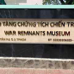 War Remnants Museum - Real Photos by Real Travelers