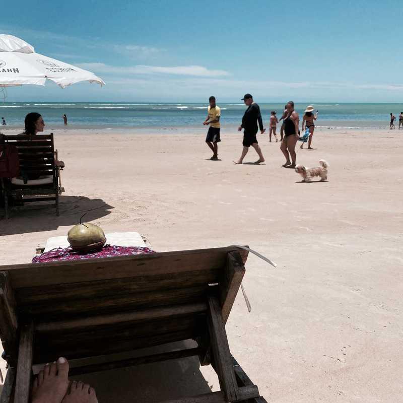 Cabana Silvana e Cia Praia