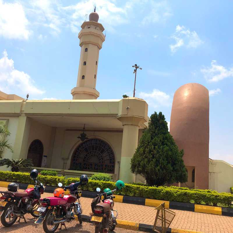 Kampala Central Mosque