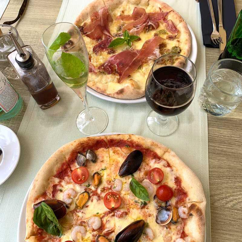 La Bocca #pizza #pasta #grill
