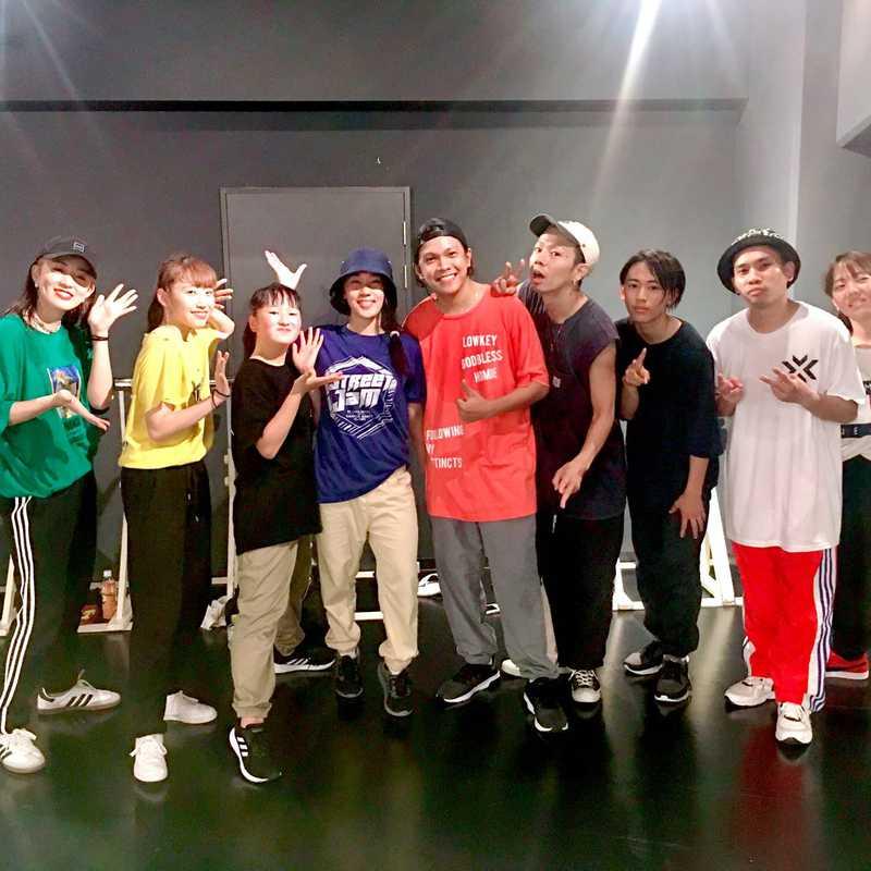 company and amazing japanese dance teachers