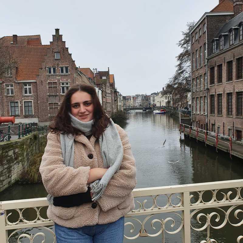 Gent, België 2020
