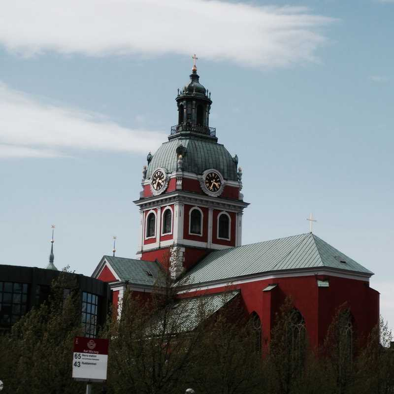 St. Jacobs Kyrka