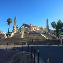 Escalier Gare Saint-Charles