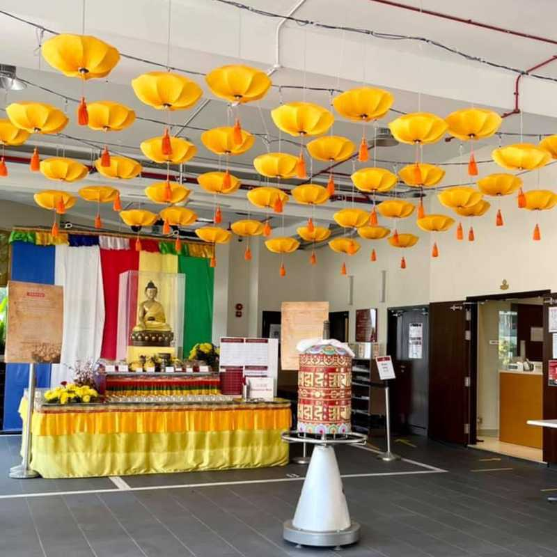 SINGAPORE 🙏 BUDDHIST TEMPLE 🙏 | 1 day trip itinerary, map & gallery
