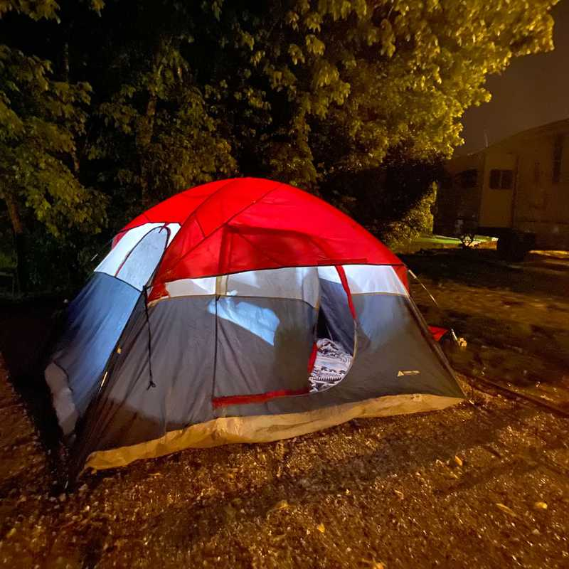 Beattyville camping