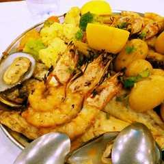 Restaurant Mar do Inferno