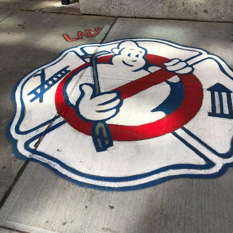 Ghostbusters Headquarters