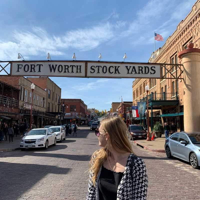 Fort Worth Stockyards Station