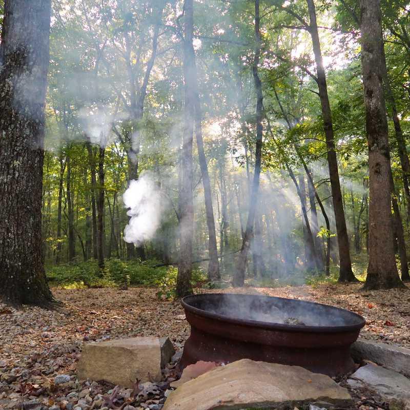 Davy Crockett Campground