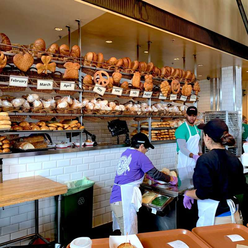 Boudin Bakery Cafe