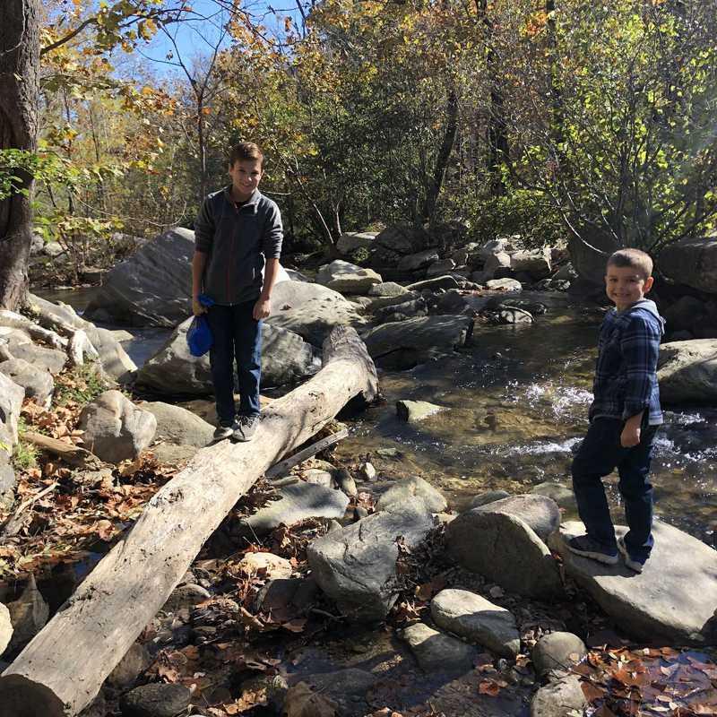 Chimney Rock Village Riverwalk