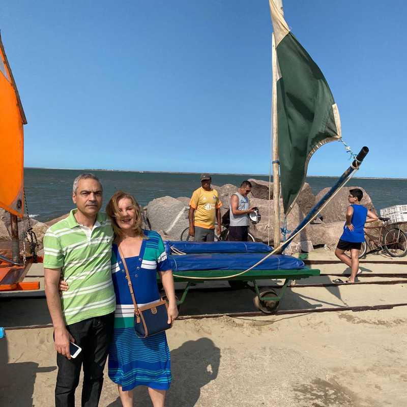 Molhes da Barra do Rio Grande RS