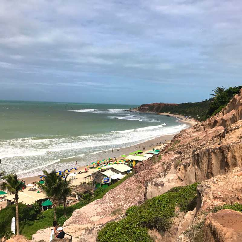 Natal & Pipa 2017 | 5 days trip itinerary, map & gallery