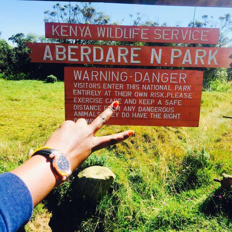 Trip Blog Post by @MissBee: Karuru Falls,Kenya Nov-2020 | 1 day in Nov (itinerary, map & gallery)