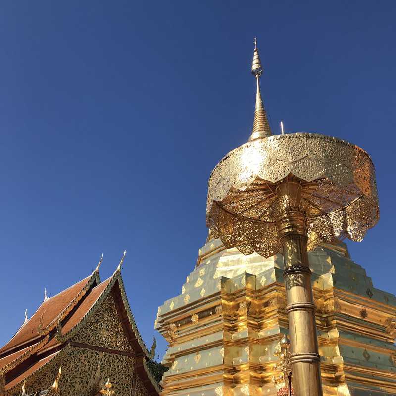 Wat Phrathat Doi Suthep