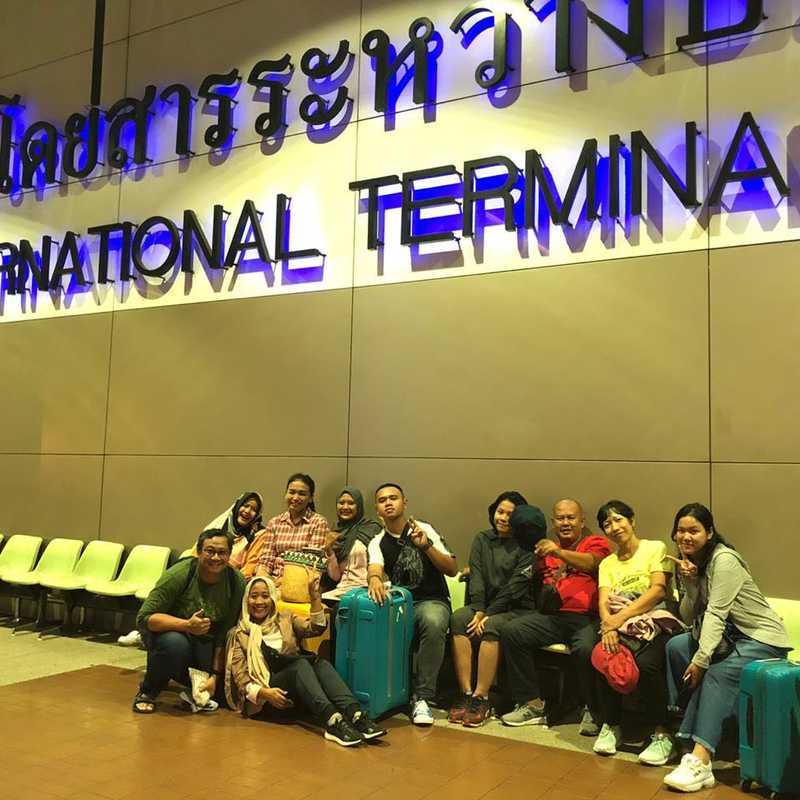 Don Mueang International Airport (DMK)