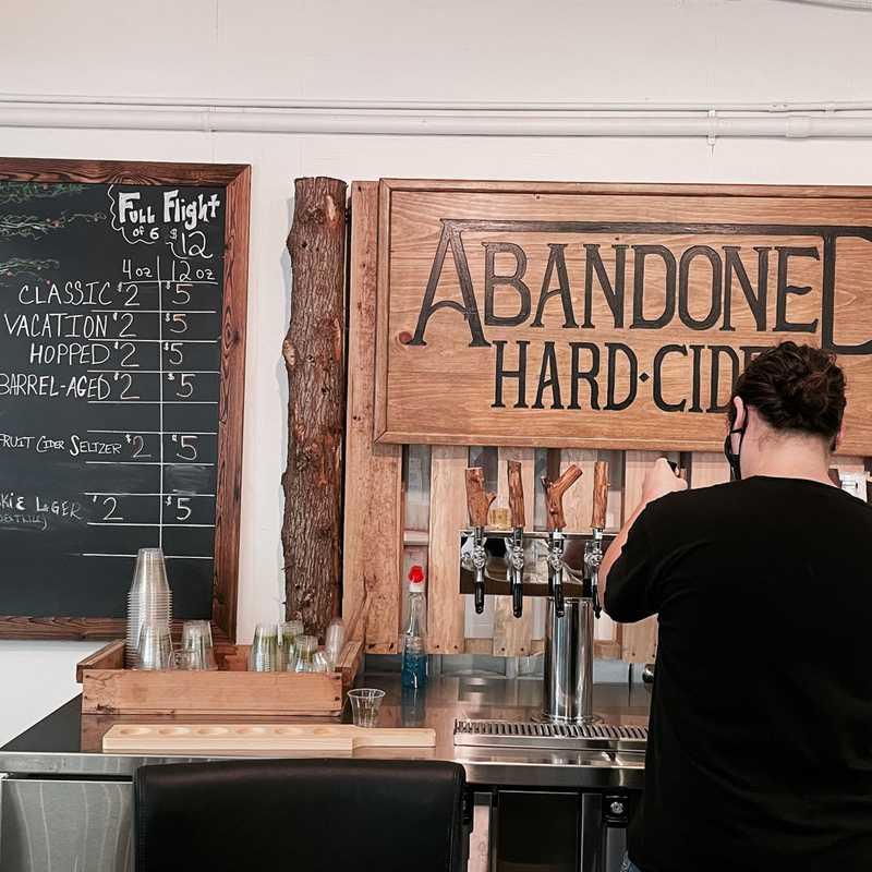 Abandoned Hard Cider - Red Hook Outpost