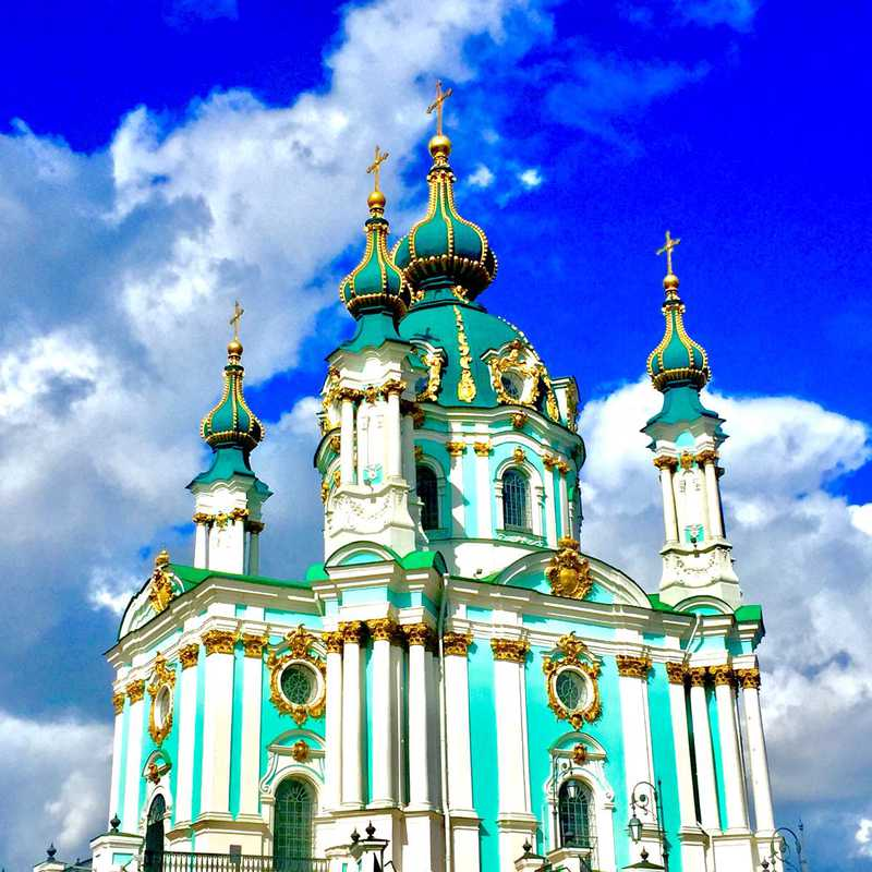 Kiev   1 day trip itinerary, map & gallery