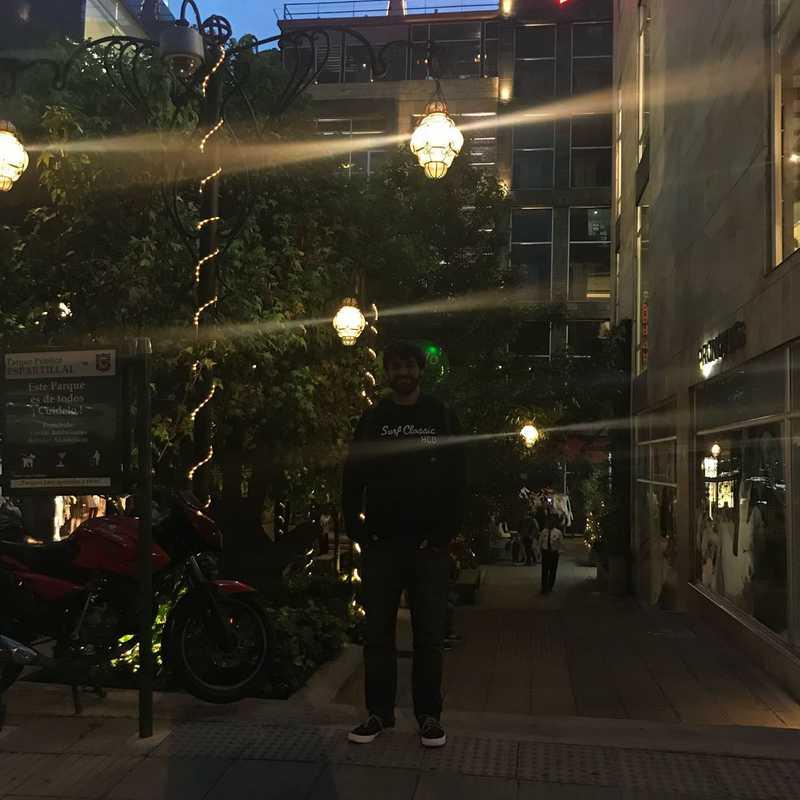 La Plaza de Andrés - El Retiro