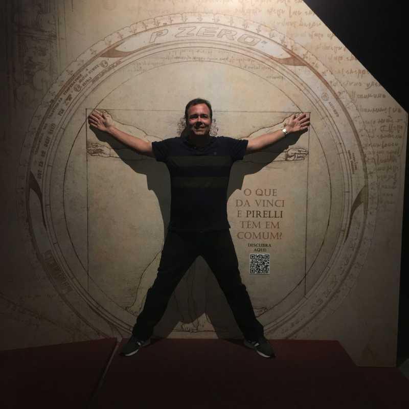 MIS - Exposição Leonardo Da Vinci
