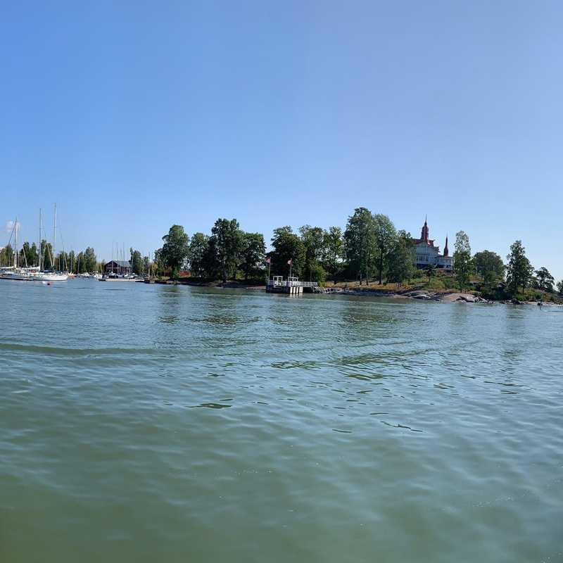 Valkosaari Ferry