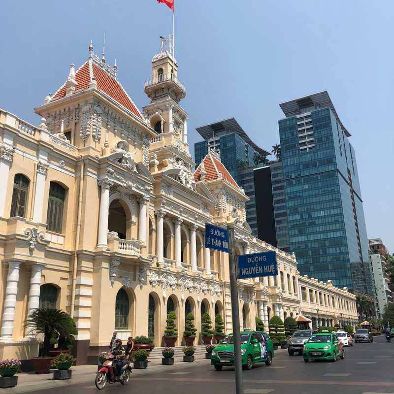 Trip Blog Post by @zhang: Ho Chi Minh City 2019 | 1 day in Feb (itinerary, map & gallery)